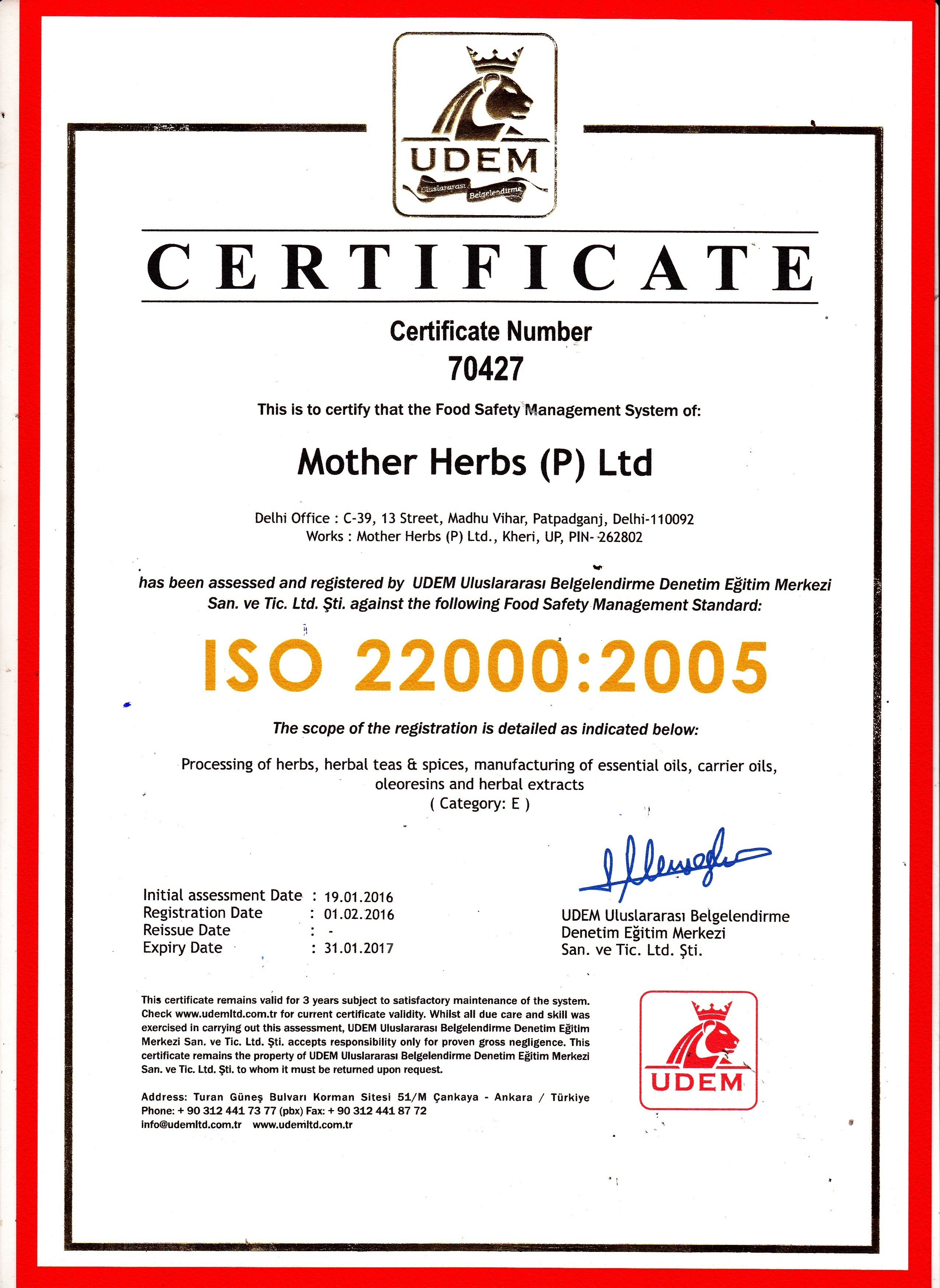 mother herbs 22000